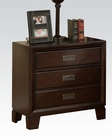 Acme Nightstand in Traditional Style Bellwood AC00163