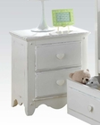 Acme Nightstand Sweetheart AC30175