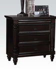 Acme Nightstand w/ LED Light Charisma AC21584