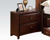 Acme Oversized Nightstand Manhattan Espresso AC07408V