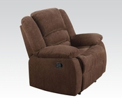Acme Rocker Recliner Bailey Dark Brown AC51027