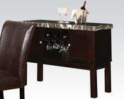Acme Server w/ Faux Marble Top Adolph AC70118