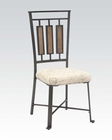 Acme Side Chair Dervon AC71652 (Set of 2)