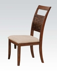 Acme Side Chair in Contemporary Style Maite AC71512 (Set of 2)
