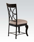 Acme Side Chair Lorencia AC70292 (Set of 2)