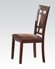 Acme Side Chair Sonata AC71162 (Set of 2)