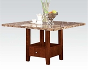 Acme Storage Dining Table Bologna AC07050