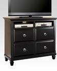 Acme TV Console Merivale Black AC22447