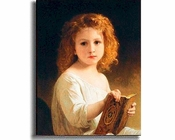 Adolphe-William Bouguereau Story Book