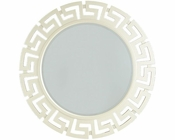AICO After Eight Wall Mirror in Pearl AI-19260-08