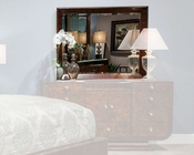 AICO Bedroom Mirror Cloche AI-10060-32