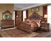 AICO Bedroom Set Tuscano Melange AI-34000-34SET