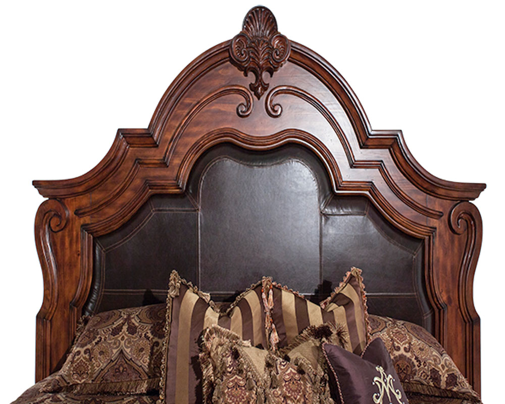 Aico Bedroom Set Tuscano Melange Ai 34000 34set