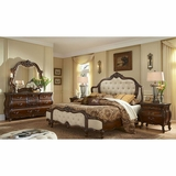 aico bedroom sets. AICO Bedroom Set Upholstered Headboard Lavelle Melange AI 540Set F Furniture  Sets