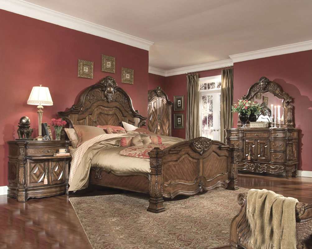 Beautiful Master Bedroom Sets King Pictures - Amazing Home Design ...