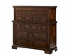 AICO Nine Drawer Chest Bella Cera AI-38070-45