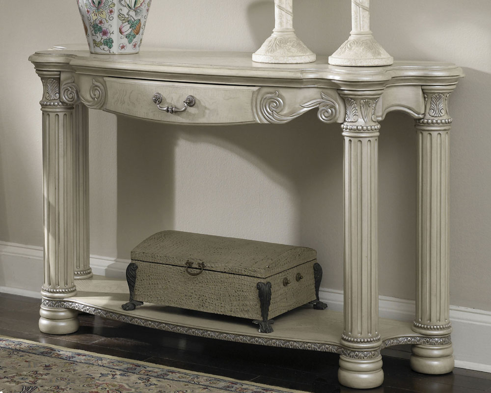 Aico console table monte carlo ii ai n53223 geotapseo Image collections