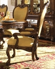 AICO Dining Arm Chair Palais Royale AI-71004 (Set of 2)