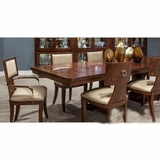 AICO Dining Room Set Cloche AI 10002TB 32Set