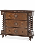 AICO Discoveries 3 Drawer Accent Chest AI-ACF-STC-MALT-003