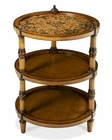 AICO Discoveries 3-Tier Round Accent Table AI-ACF-ACT-KNYA-021