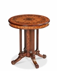 AICO Discoveries Round Accent Table AI-ACF-ACT-LXNG-112