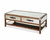 AICO Discoveries Trunk Cocktail Table AI-ACF-TNK-CKTAL-01