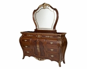 AICO Dresser and Mirror Imperial Court AI-79050-60-40