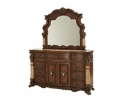 AICO Dresser and Mirror Victoria Palace AI-61050-60-29