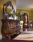 AICO Dresser with Mirror Chateau Beauvais AI-75