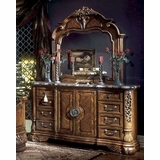 AICO Bedroom Set Excelsior AI-590