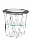 AICO End Table Beverly Blvd AI-06202-92
