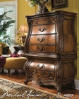 AICO Gentlemans Chest Palais Royale in Rococo Cognac AI-71070TB-35
