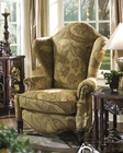 AICO High Back Wing Chair Essex Manor AI-76836-BRONZ-57