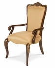 Aico Imperial Court Fabric Back Arm Chair AI-79044-40