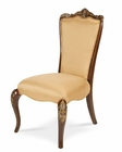 Aico Imperial Court Fabric Back Side Chair AI-79033-40
