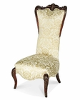 AICO Imperial Court High Back Wood Trim Chair AI-79834-CHPGN-40