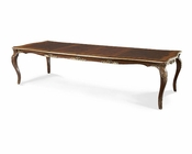 Aico Imperial Court Rectangular Leg Dining Table AI-79000-40