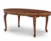 AICO Lavelle Melange Oval Leg Dining Table AI-54000-34