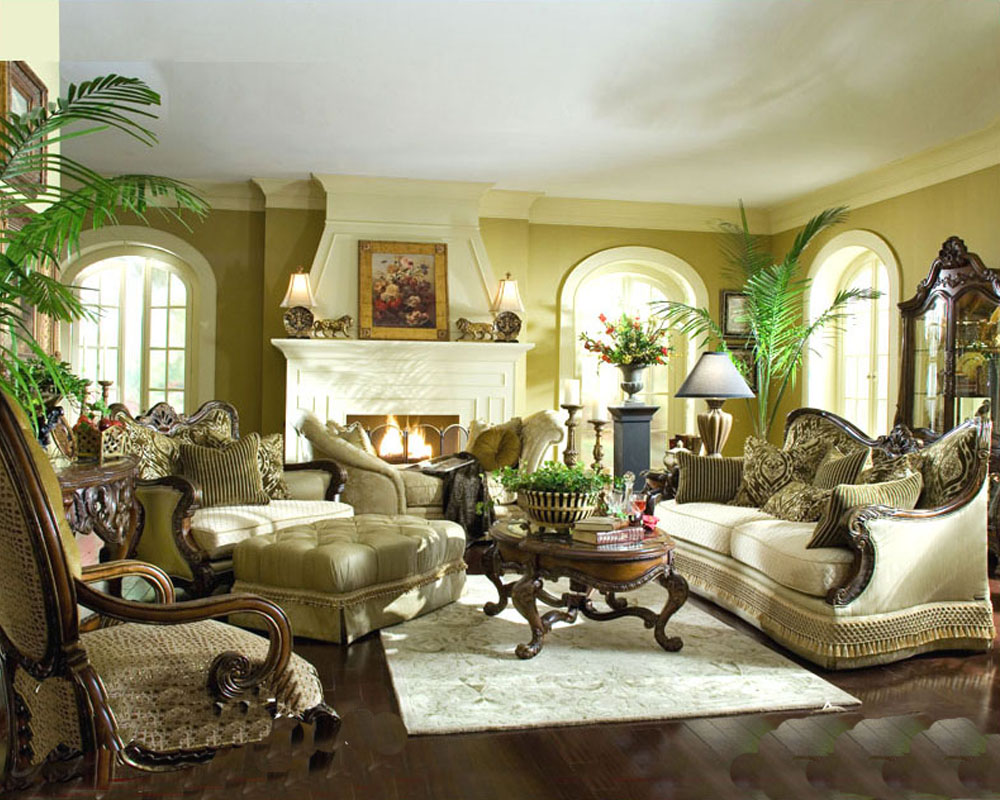 michael amini living room furniture aico living room set chateau beauvais ai 758