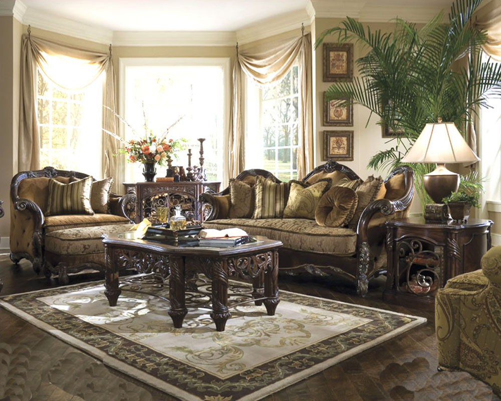 aico living room set. aico living room set essex manor ai-768 aico home furniture mart