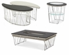 AICO Occasional Table Set Beverly Blvd AI-06204-93Set