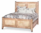 AICO Panel Bed Biscayne West in Sand Color AI-80010-102BED