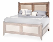 AICO Panel Headboard Biscayne West in Haze Color AI-80010-200HB