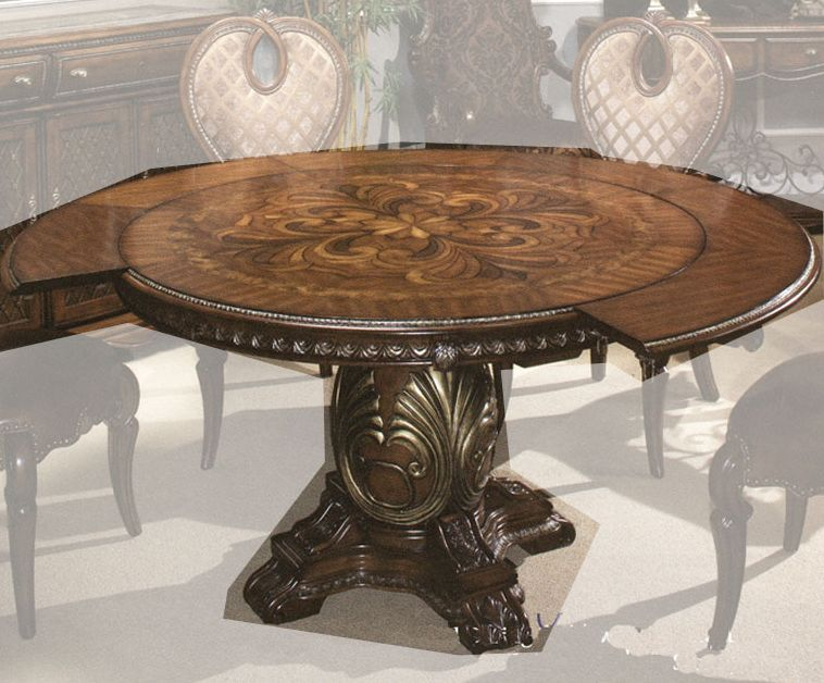 Aico Round Dining Table Sovereign Ai