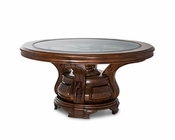 AICO Round Dining Table Tuscano AI-34001TB-34
