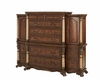 AICO Six Drawer Chest Victoria Palace AI-61070Chest-29