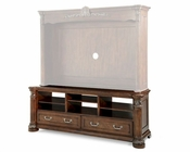 AICO TV Console Monte Carlo II in Cafe Noir Finish AI-N53095B-46