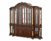 AICO Victoria Palace China & Buffet with Side Piers AI-610056-29P