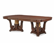 AICO Victoria Palace Double Pedestal Dining Table AI-61002-29